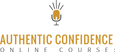 Ben Fauske Authentic Confidence Online Course Logo