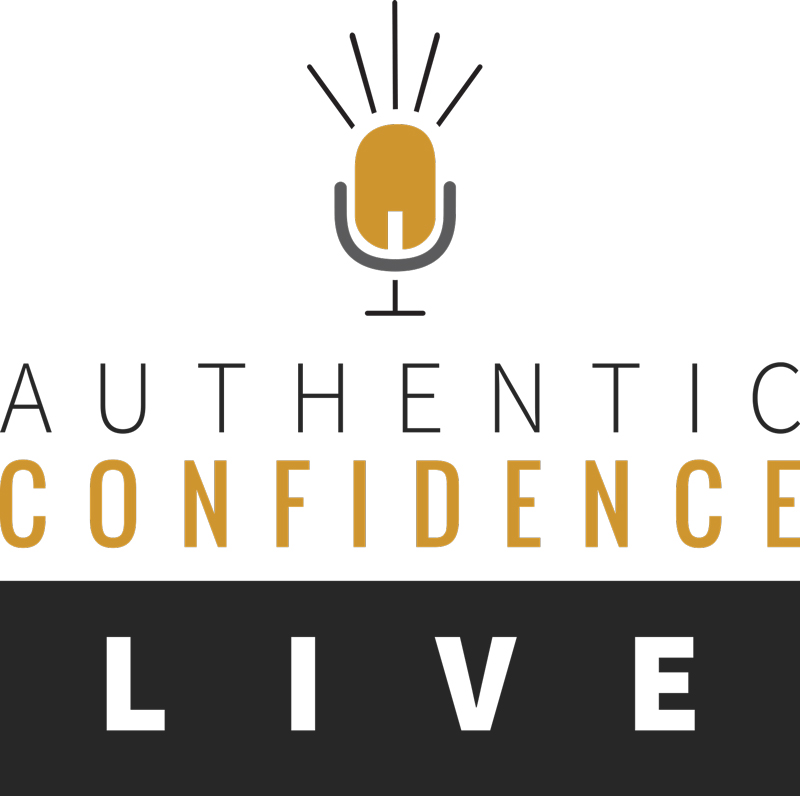 Ben Fauske Authentic Confidence LIVE Logo